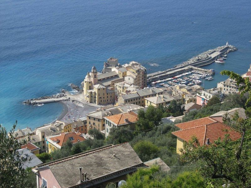 Camogli-Liguria-Paradise-Gulf